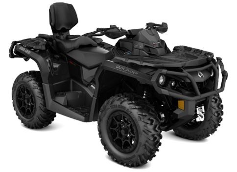 CAN-AM OUTLANDER MAX 650 XTP T3B ABS
