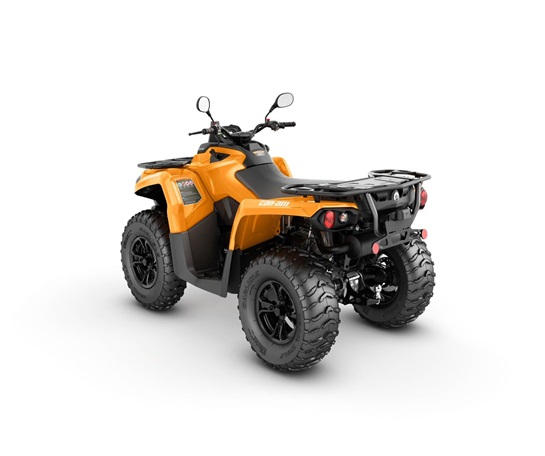 CAN-AM OUTLANDER 570 DPS T3B ABS