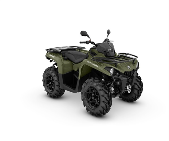ATV CAN-AM OUTLANDER PRO 450T