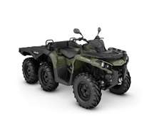 ATV CAN-AM OUTLANDER 6x6 PRO+T 650