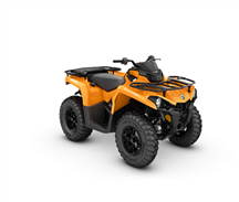 ATV CAN-AM OUTLANDER DPS 450T
