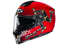 CASCO HJC RPHA 70 ISLE OF MAN