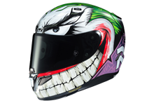 CASCO HJC RPHA11 JOKER DC COMICS MC48
