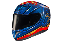 CASCO HJC RPHA11 SUPERMAM DC COMICS MC21